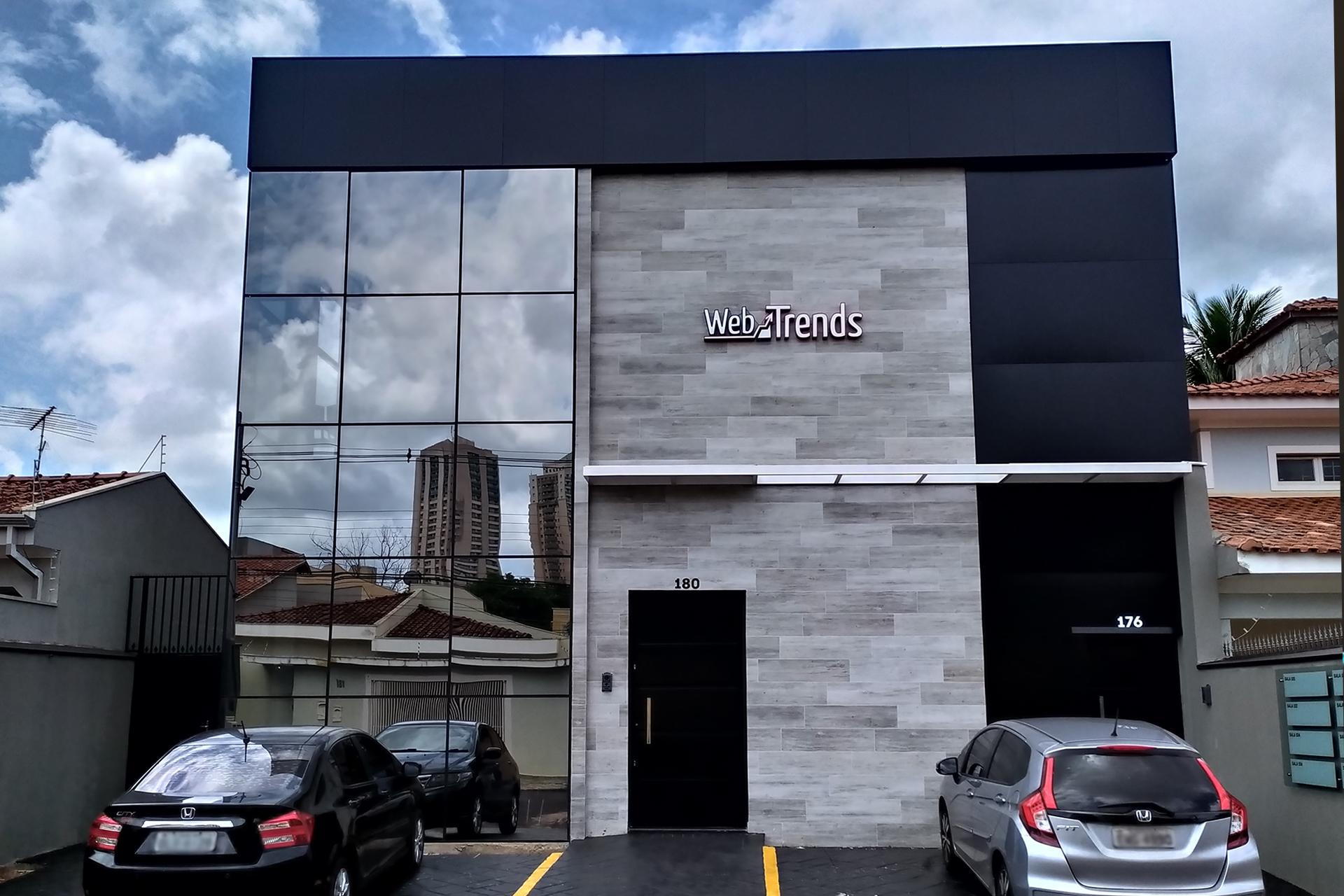 fachada da agencia webtrends