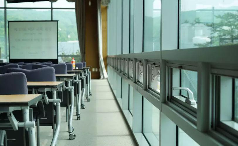 locação de sala de treinamento